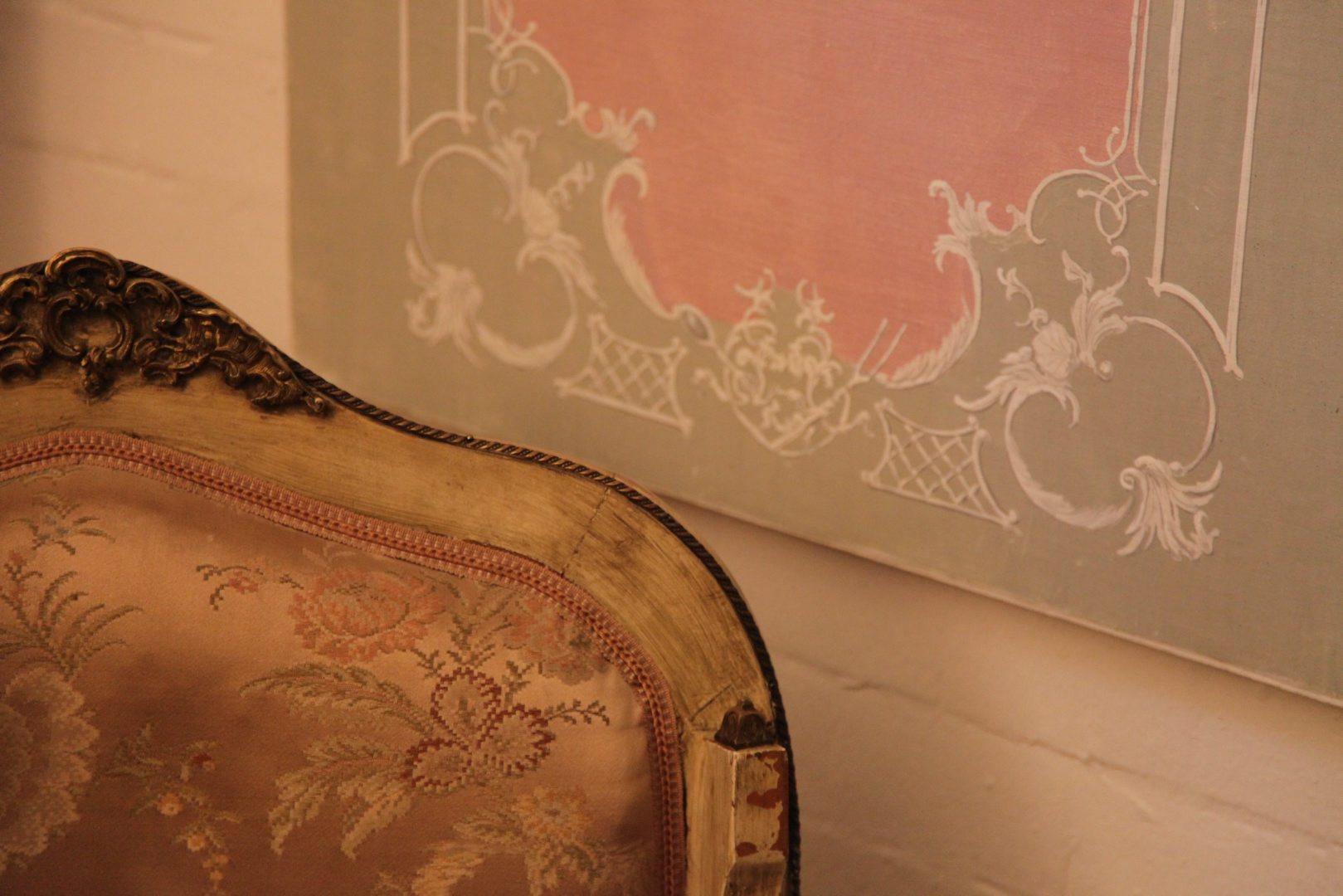 Küchenjunge Französisch ~ barock rokoko jadis tapeterie