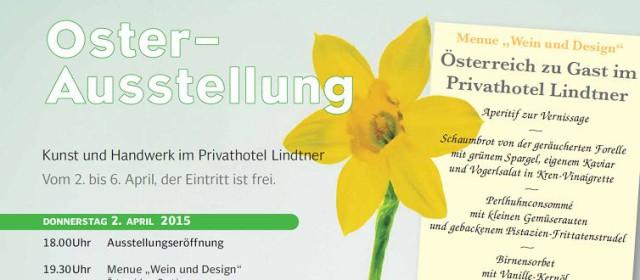 Ostern zu Hause? Dann Ausflug ins Lindtner!